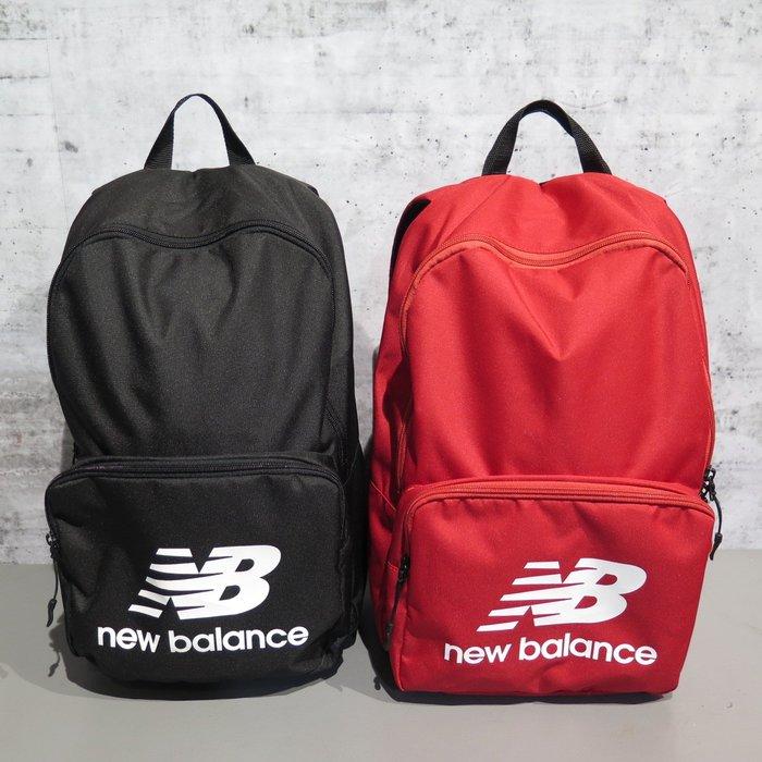 【iSport愛運動】New Balance 雙肩後背包  NTBCBPK8- 兩色