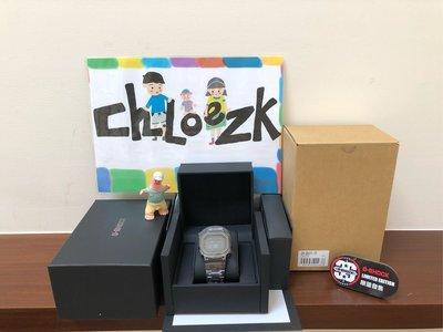 [CHLOE ZK]G-shock 35週年 GMW-B5000V 復古仿舊 限量1000