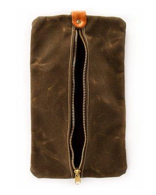 LOYAL STRICKLIN 收納包 盥洗包 工具包 上蠟帆布 旅遊包 護照 dopp kip