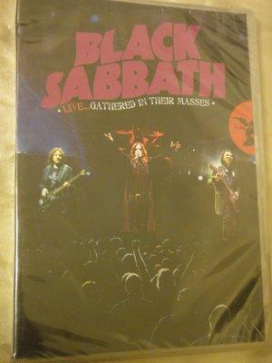 Black Sabbath (Ozzy) 黑色安息日 Live...Gathered in Their Masses