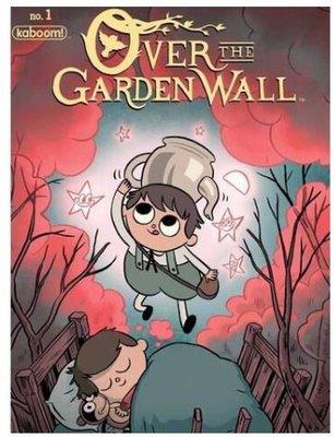 高清卡通電影:花園牆外1DVD