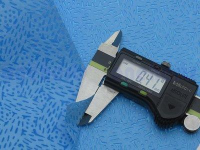 大張藍色立體印花擦拭紙 25*27cm  無塵紙 每包100張 不掉棉絮屑 水織布 水蒸布 酒精紙 去光紙 光纖紙 器材