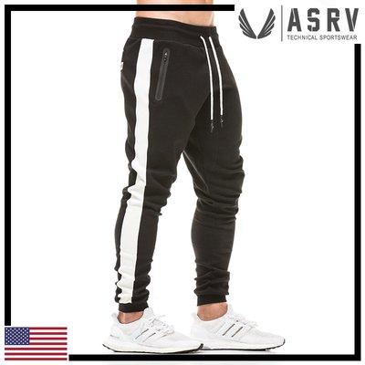 瘋狂金剛▸ 黑 ASRV SilverPlus® Mesh Panel Cuffed Jogger 抗菌透氣慢跑褲 運動