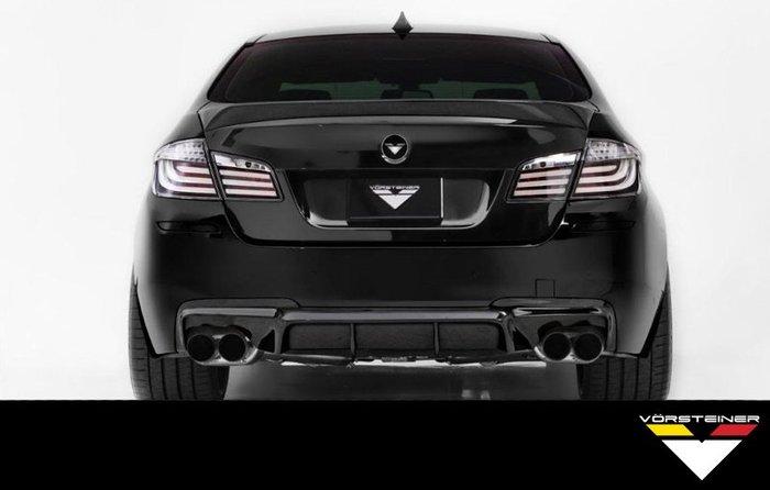 【樂駒】Vorsteiner BMW F10 M5 碳纖維 Carbon 空力 外觀 輕量化 改裝 套件 尾翼