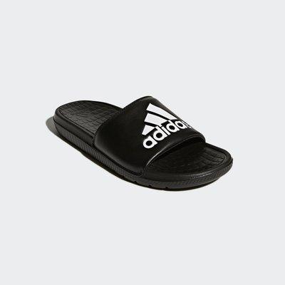 # ADIDAS VOLOOMIX 運動拖鞋 黑色 百搭 男版 基本款 下雨 拖鞋 防水 休閒 CP9446 YTS
