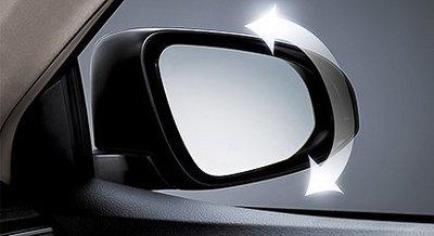 (逸軒自動車)-TOYOTA 2013~15 CAMRY HYBRID 遙控折疊後視鏡+倒車下擺功能2合一專用盒