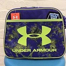 *【開學季~便當提袋】Under Armour 和 Thermos 合作最酷保溫袋保冰袋 外出食物保冷袋便當袋(紫黃色)