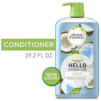 Herbal Essences | 草本精華Hello Hydration 保濕潤髮乳 椰子 865ml