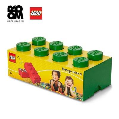 LEGO storage 樂高玩具收納盒8顆粒兒童積木儲物盒收納箱
