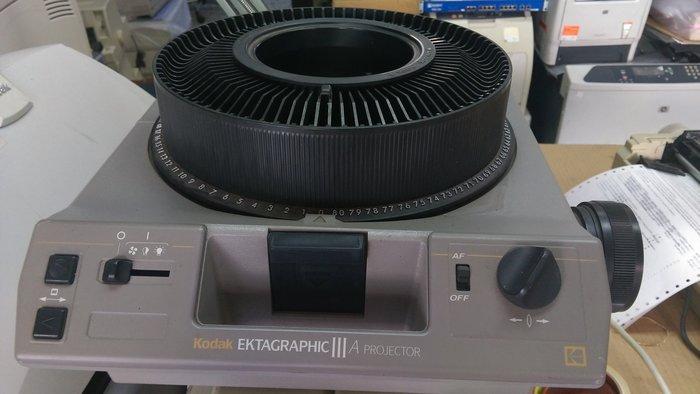 [幻燈機專賣店] Kodak 幻燈機 幻燈片投影機  EKTGRAPHIC III A projector
