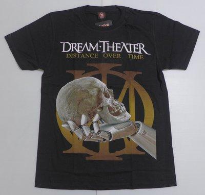 【Mr.17】Dream Theater 夢劇場合唱團 Distance over Time 樂團T恤短袖 (H825)