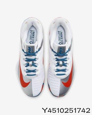 NikeCourt Air Zoom GP Turbo CK7513-104 男慢跑休閒男女鞋