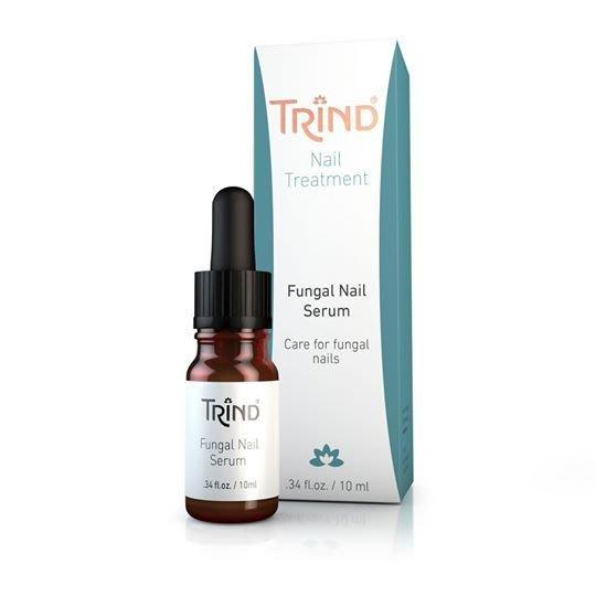 【TRIND】Fungal Nail Serum 適樂甲修護液(10ml)原裝進口荷蘭製