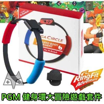 PGM Switch 副廠 健身環大冒險 Ring Fit Adventure 運動套件 健身環 腿帶