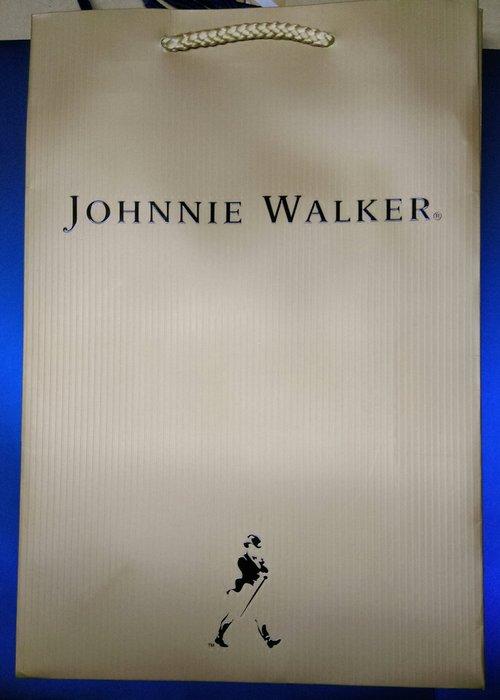 Johnnie Walker 約翰走路  Martell馬爹利手提袋