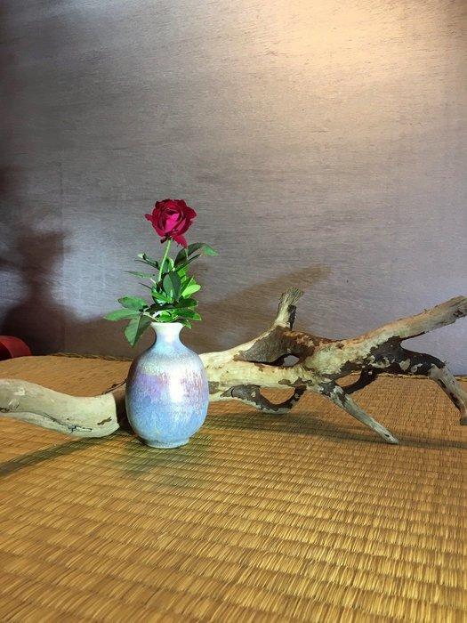 (店鋪不續租清倉大拍賣)鈞釉小花瓶#210-1#原價3600元特價1800元