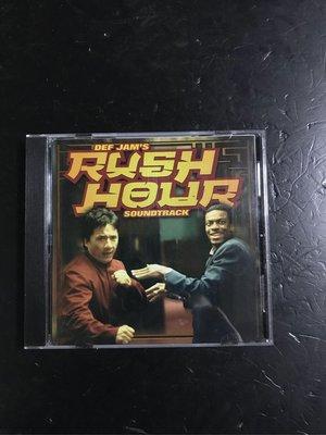 Rush Hour 電影原聲帶 成龍 Dru Hill Case Joe 電影雖然難看但原聲帶保證精彩