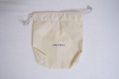 資生堂 化妝品收納包 收納袋 束口袋 防水包