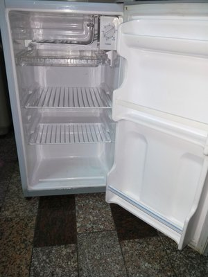 大同單門小冰箱80L