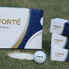 青松高爾夫  FOREMOST  FORTE APEX6 高爾夫球  六層球 科技新品