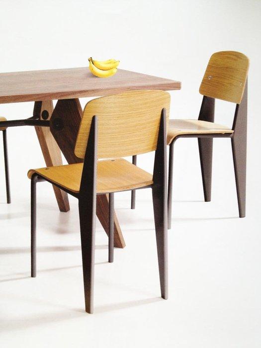 [ 椅子王 ] ----- 史丹達餐椅.   《特價》