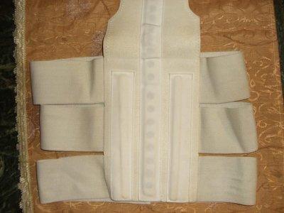 頸背帶 束腹帶