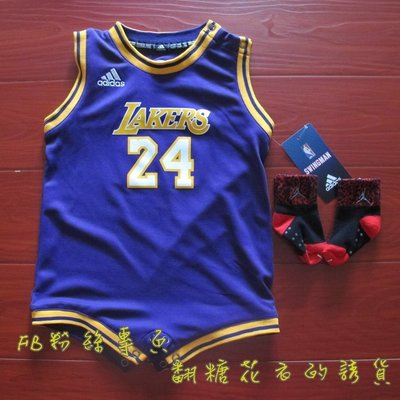 美國NBA官網幼兒童包屁寶寶連身球衣Wade James Rose Irving Kobe Curry湖人隊全家福親子裝