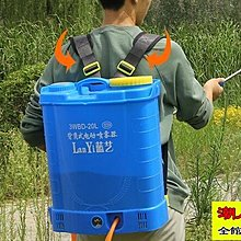 噴霧器農用電動鋰電池背負式智慧自動充電打藥機果樹農藥噴霧機YYS【潮人物語】