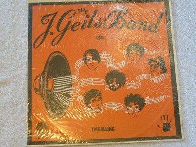 麗鳴黑膠唱片~THE J GEILS BAND~MONKEY ISLAND.IˊM FALLING.SURRENDER