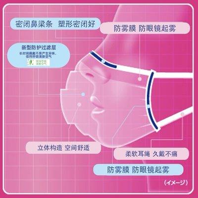 【多層防護*免運】日本三次元白元口罩迪士尼卡通超快適超立體BMC盒裝國內免運【熱賣*台灣加油】