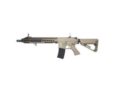 【WKT】仿真後座力~BOLT B4(M4) 沙色 KEYMODE EBB 電動槍-BOLTE022