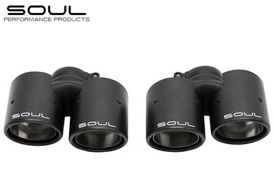 【樂駒】 Soul Performance Products Porsche 997.1 Carrera Exhaust
