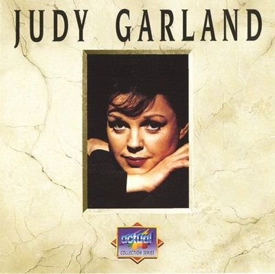 音樂居士*朱迪加蘭 Judy Garland - Actual Collection Series*CD專輯