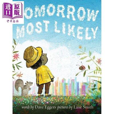 Lane Smith:明天的遙想 Tomorrow Most Likely 精品繪本 睡前讀物 英語啟蒙 精裝 英文 3