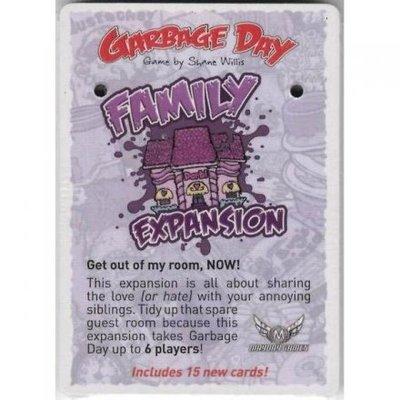 大安殿實體店面 送牌套 集垃日:家庭擴充 Garbage Day:Family Expansion 官方正版益智桌上遊戲