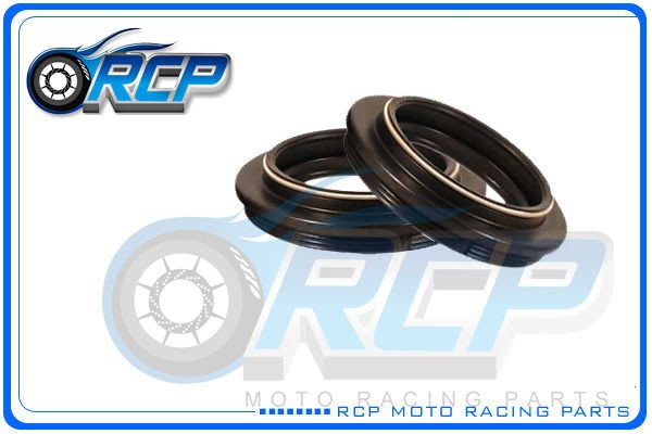 RCP 前叉 油封 土封 防塵套 高壓 雙彈簧 KX250 KX 250 96~01 台製 外銷品 F1.8564