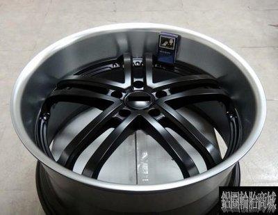 【CS-259】全新鋁圈 超深唇 大內凹鋁圈 前後配 22吋 5孔120 BMW專用.X6.X5.E70.E71.SUV