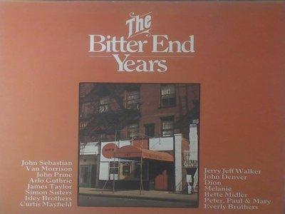 12-16-8西洋-The Bitter End年度選輯/范莫里森,約翰薩賓斯坦,約翰普林,詹姆斯泰勒等歌手