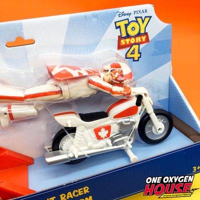 現貨 美國代購 玩具總動員4 卡蹦公爵 Toy Story Stunt Racer Duke Caboom 盒裝