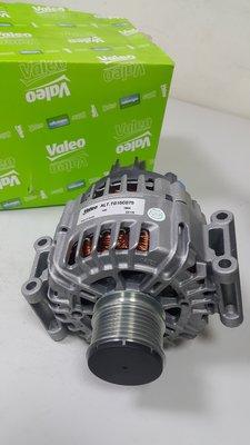 W204 07- 150A M271 ML 發電機 7溝單導向皮帶 (VALEO製全新品) 2711541502