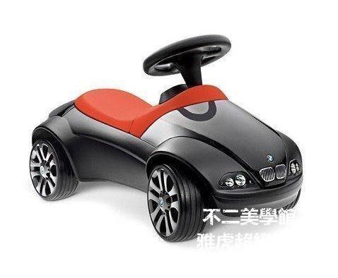 【格倫雅】^德國黑色兒童學步車兒童玩具嬰兒扭扭車 兒童禮物 兒童外12626[g-l-y42