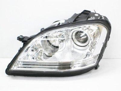 ~~ADT.車燈.車材~~BENZ W164 ML350 原廠型晶鑽大燈單邊價5000  購買一對免運費