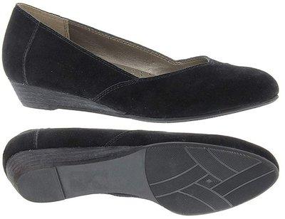 【念鞋K500】ARRAY 淺口舒適簡約款小坡跟鞋 US7-US11(27.5cm)大腳,大尺,大呎