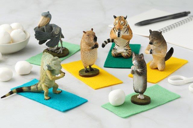 現貨 【7-11】 Animal Life 【祈】 (食玩) 朝隈俊男 鯨頭鸛 貓 狼 虎  水豚 (缺隱藏版 稀有款)