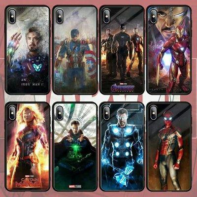 Marvel訂製款玻璃手機殼