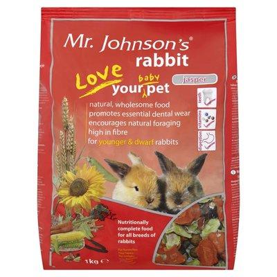 訂購@ ☆SNOW☆Johnsons 英國強生幼兔免疫主食 1kg (82110203