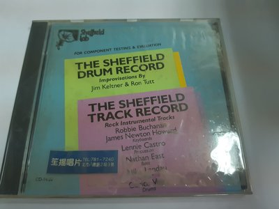 The Sheffield Drum Record / The Sheffield Track Record