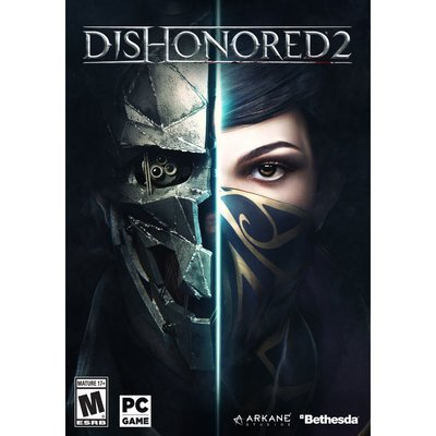 【傳說企業社】PCGAME-Dishonored 2 冤罪殺機2 (中英合版)