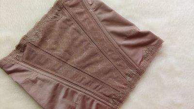 *JOLINNA~SHOP*81818專櫃正品日本華歌爾~可可膚色精緻束腹帶腰夾~~M號~直購990元~