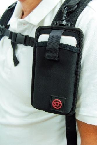 日本StreamTrail戶外防水包專用活動手機袋--MOBILE HOLDER 吊掛式手機袋